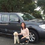 Brenda & Dog